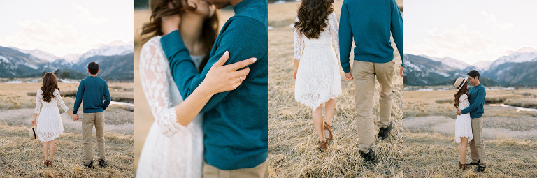 Denver Engagement Photographer | Fine Art Film | Winsome and Wright